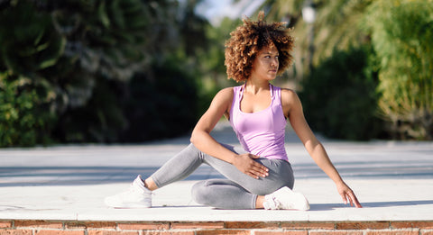 Five Best Exercises That Relieve Stress