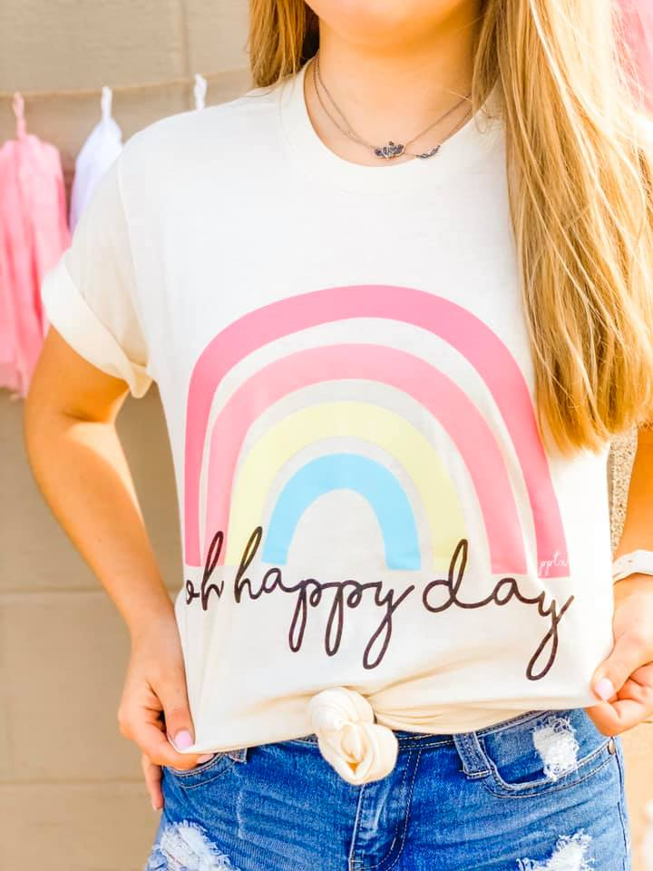 Oh Happy Day - Rainbow