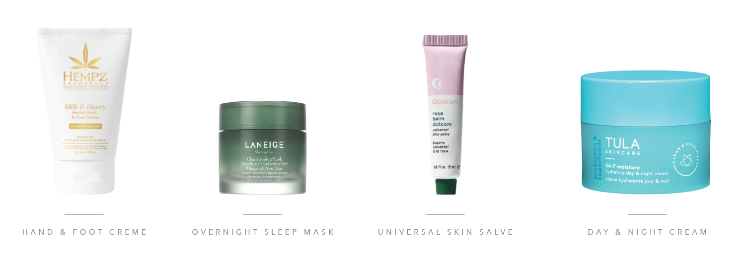 Multitasking Skincare Products
