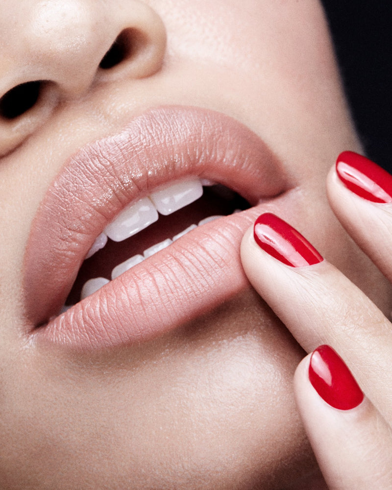 THE PERFECT RED-nail artist nail polish by emilie heathe
