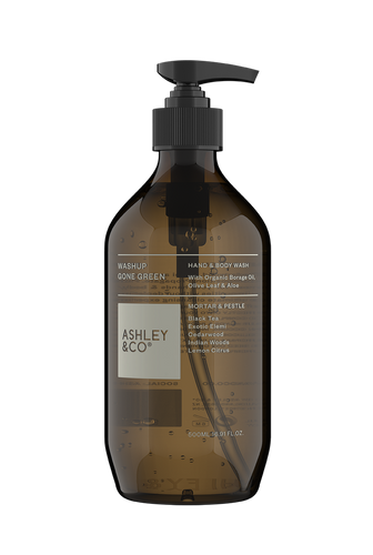 Ashley & Co | Gone Green Wash Up - Hand Wash - Found My Way Invercargill