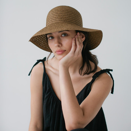 Sophie | So Shady Hat - Moss - Found My Way Invercargill
