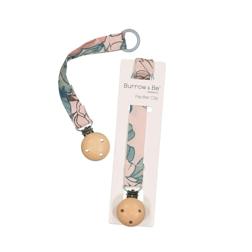 Burrow & Be | Essentials Pacifier Clip - Bouquet - Found My Way Invercargill