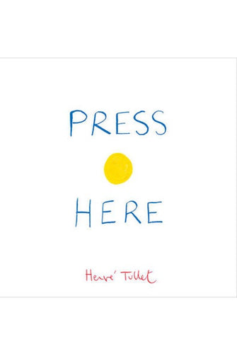 Press Here Book - Found My Way Invercargill