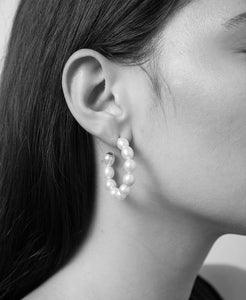 Meadowlark | Juliet Hoop Earrings - Found My Way Invercargill