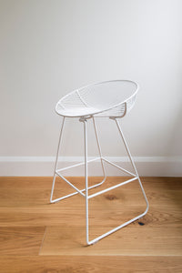 Ico Traders | Rangitoto Wire Bar Stool - Found My Way Invercargill