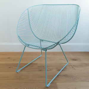 Ico Traders | Coromandel Wire Chair - Found My Way Invercargill