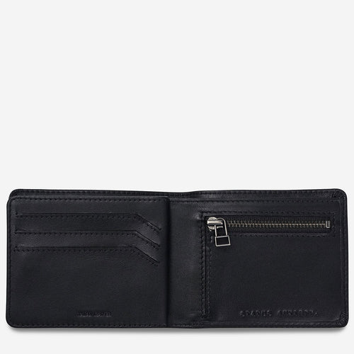 Status Anxiety | Leonard Wallet - Found My Way Invercargill
