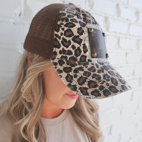 Cheetah LV Hat