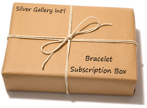 Bracelet Subscription Box