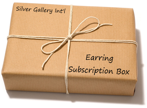 Earring Subscription Box