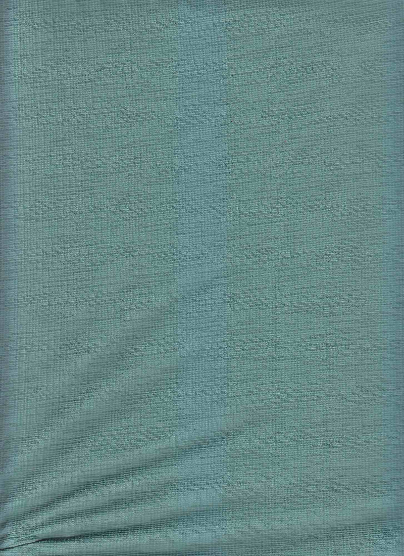 KNT3700 -TEAL  SOLID KNIT