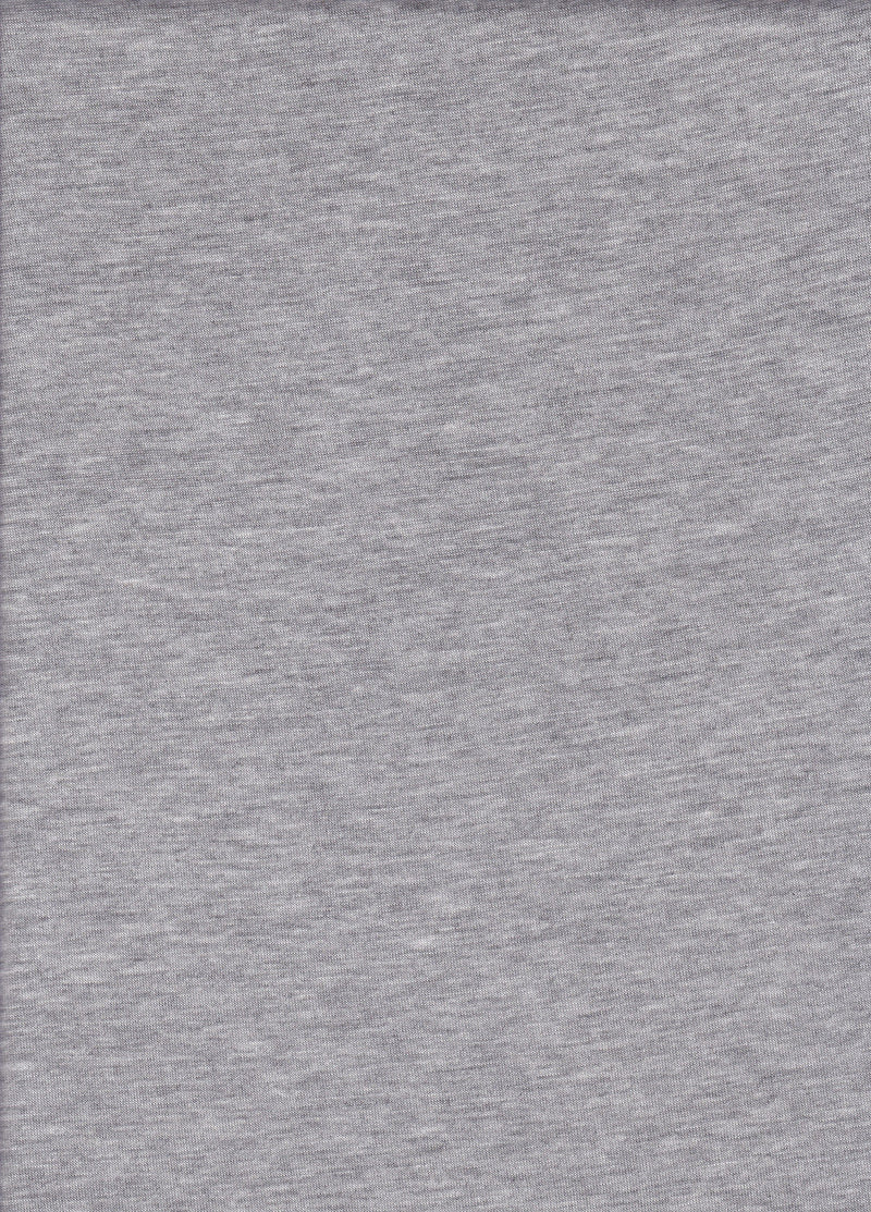KNT1327-JRZ-RS -H.GREY  SOLID KNIT