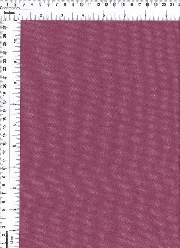 KNT3894 -MAGENTA NO-PRINT SOLID, YARN DYED KNIT