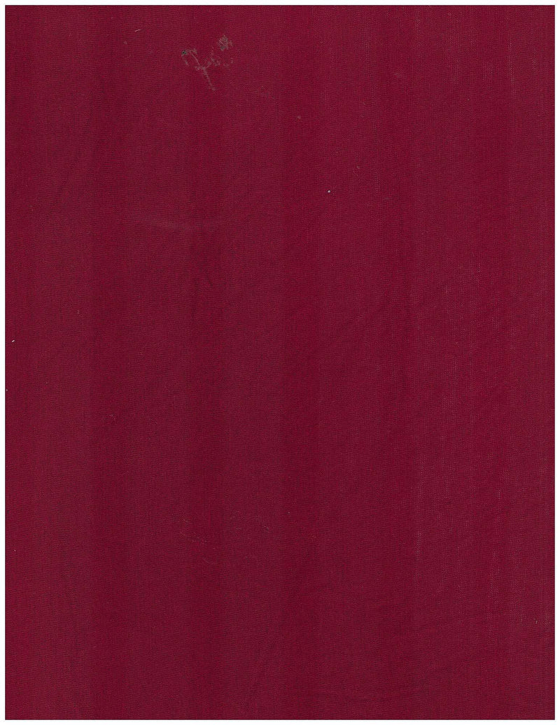 KNT1327-JRZ-RS -BURGUNDY 3527  SOLID KNIT