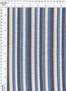 POP4093 -ROYAL/BLUE  YARN DYED WOVEN