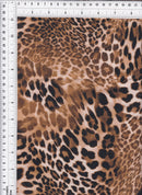 BNG622-SE20139 -SAND ANIMAL, CAT, CHEETAH, LEOPARD PRINT KNIT