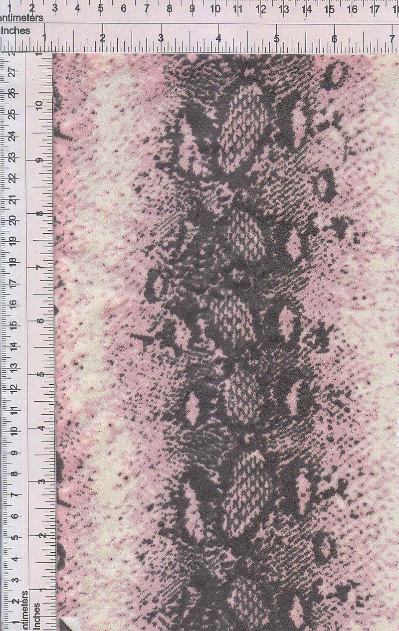 POP3709-MS91150 -PINK  PRINT WOVEN