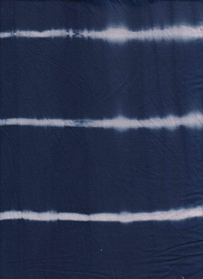 KNT3415 -NAVY  SOLID, TIE-DYE KNIT