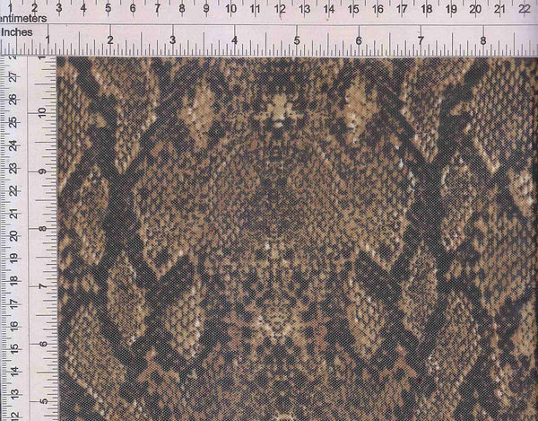 MESH-MS191151 -BROWN  PRINT MESH