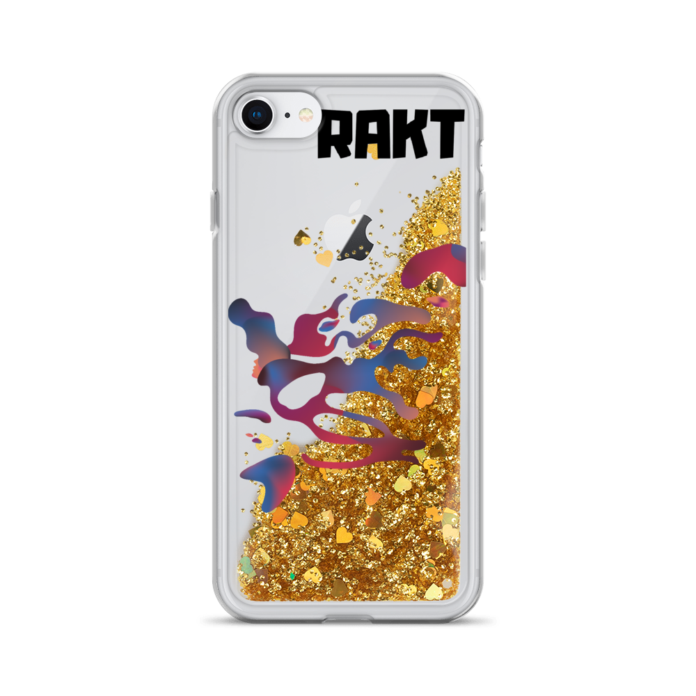 Abstrakt iPhone Case