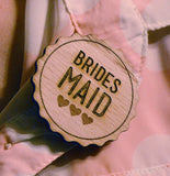BRIDEMAID