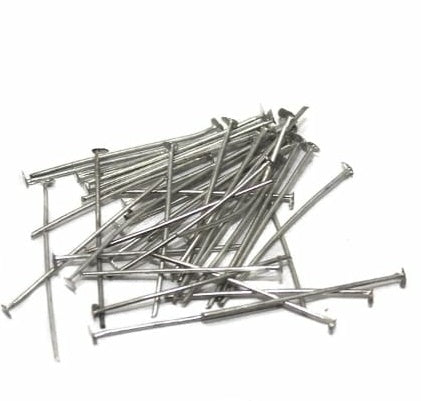 HEADPIN Silver - Pack of 150