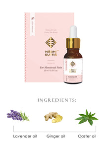 Menstrual Pain Relief - Belly Button Oil