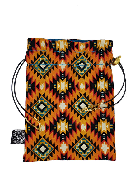 Medium Southwest Diamonds Dice Bag