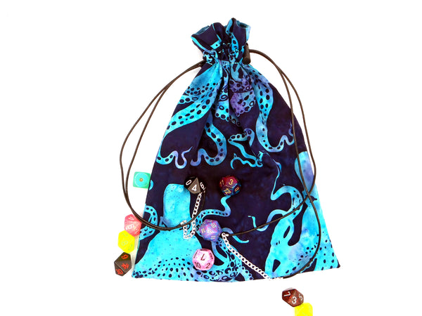 Large Mariana Trench Dice Bag