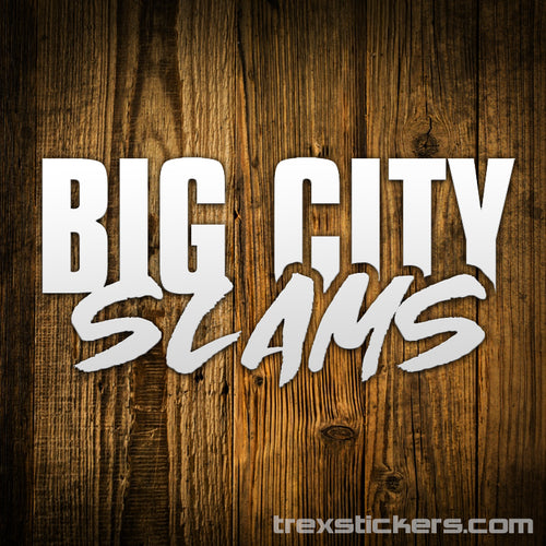 Big City Slams Letterkenny Vinyl Sticker