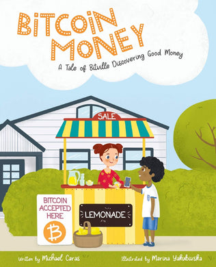 Bitcoin Money by The Bitcoin Rabbi (Michael Caras)