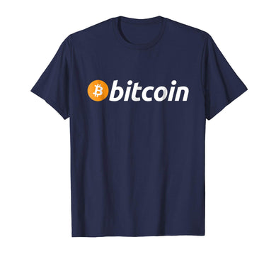 Premium Quality Bitcoin T-Shirt for Mens