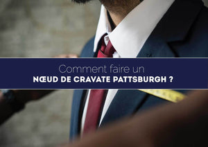 Comment faire le nœud Plattsburgh ?