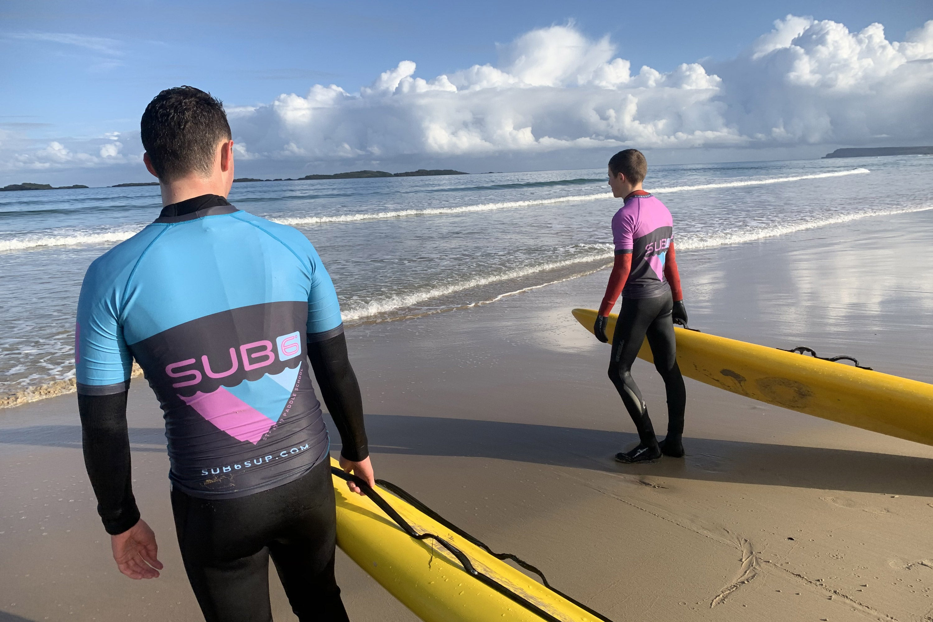 SUB6 Lifeguard Courses Northern Ireland