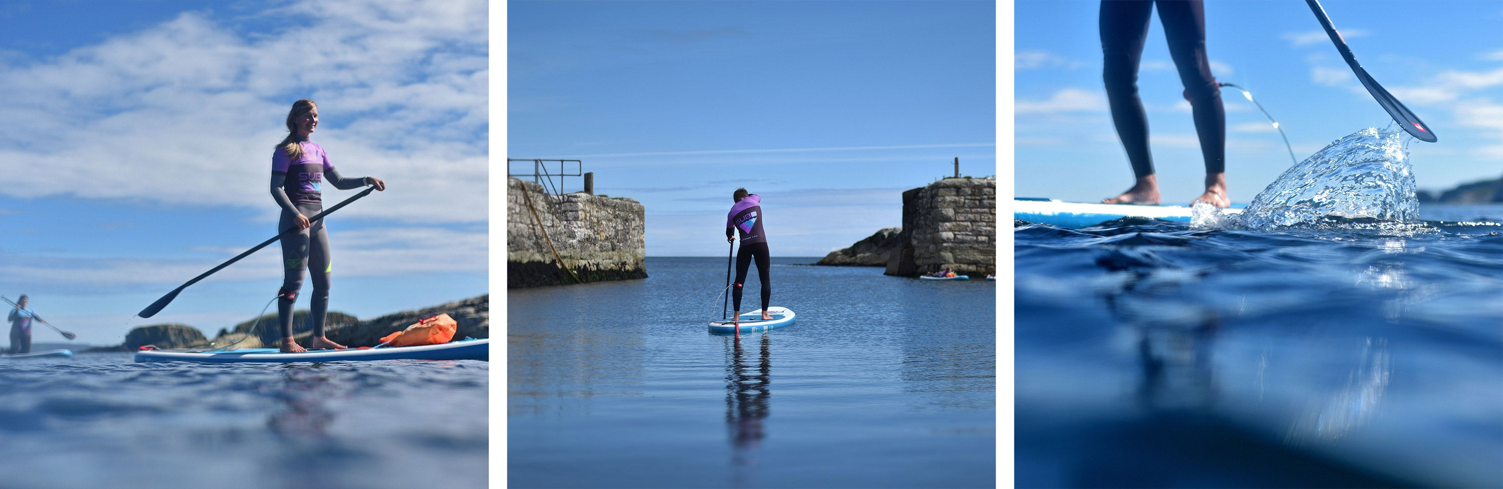 SUB6 - Stand Up Paddle Lessons & Tours Portrush