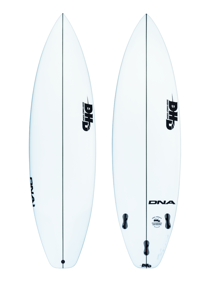 DHD Surfboard - Pro series MF DNA