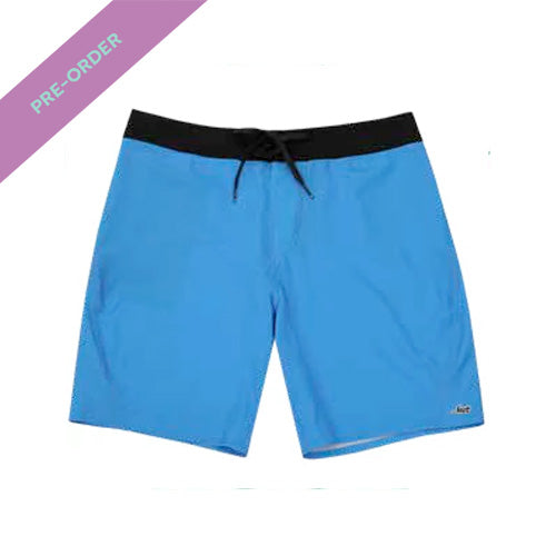 "Lost - Carbon Welded 19"" Boardshorts - Cyan"