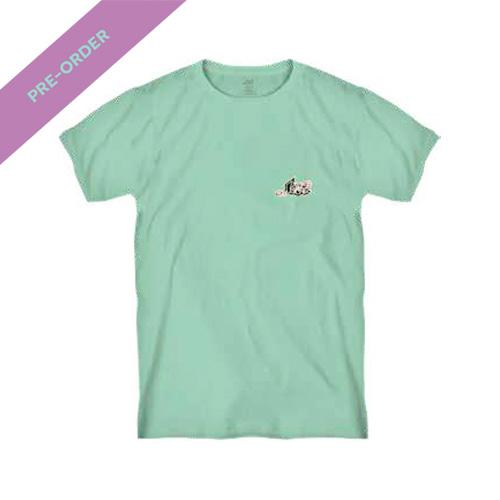 Lost - Outline Tee - Mint