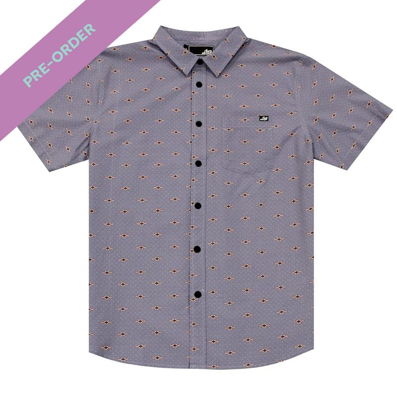 Lost - Pow Wow Vintage Purple Shirt