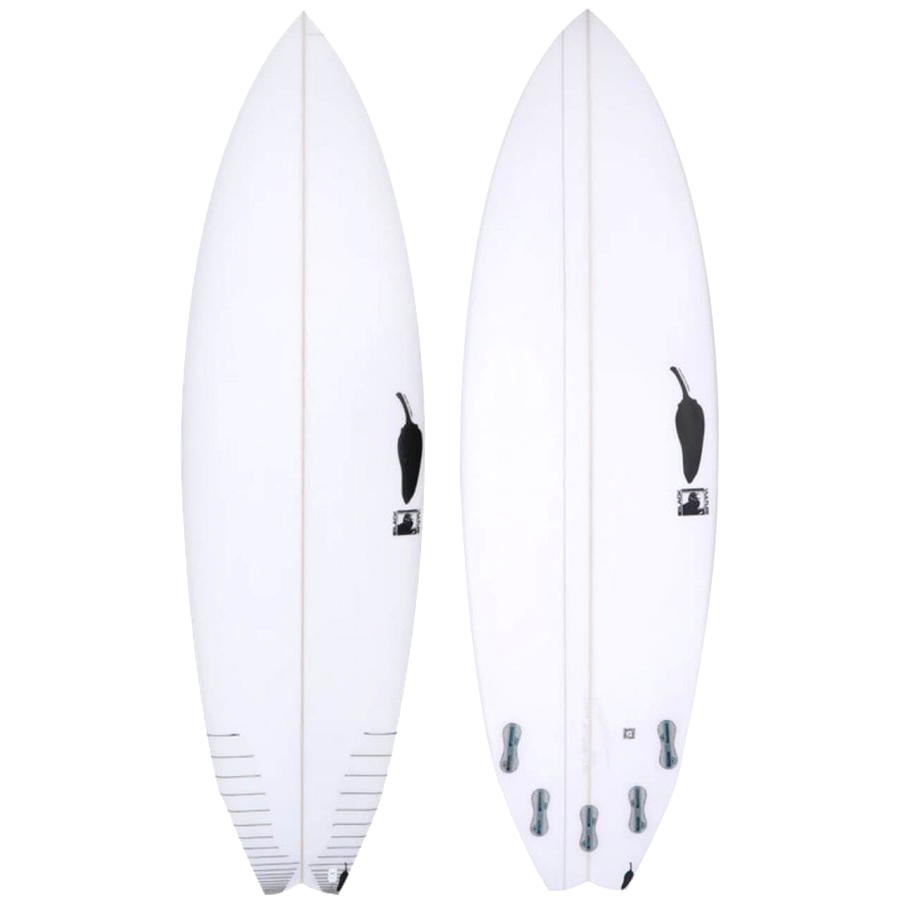 Chilli Surfboard - Black Vulture