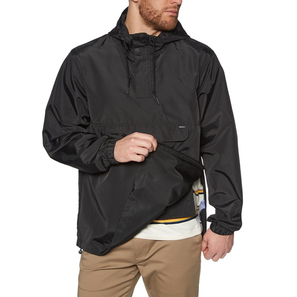 RVCA - Killer Anorak Waterproof Jacket