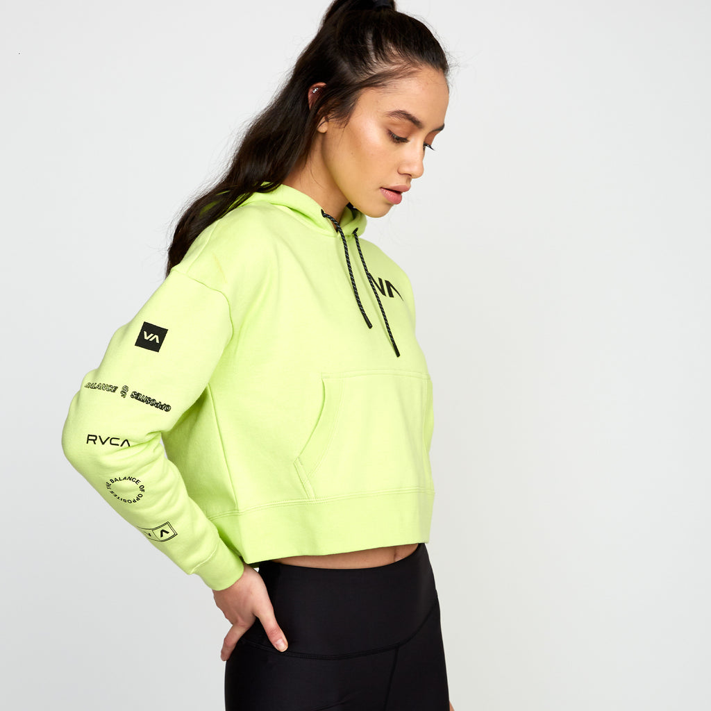 Sport - Hooded sweatshirt for women
