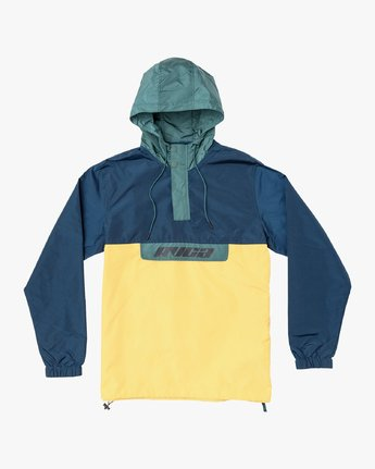 RVCA - Killer Anorak Jacket - SUB6 LIFE - SURF SCHOOL AND SURF LESSONS PORTRUSH