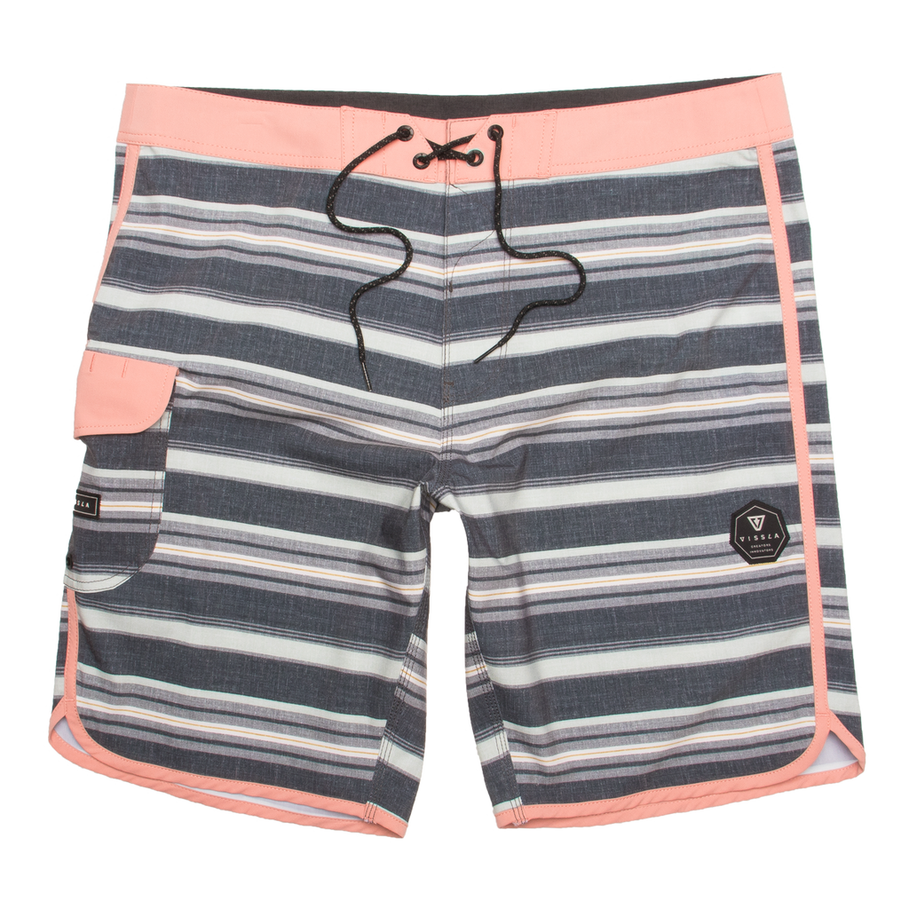 "Vissla - Tiger Tracks 20"" Boardshort - SUB6 LIFE - SURF SCHOOL AND SURF LESSONS PORTRUSH"
