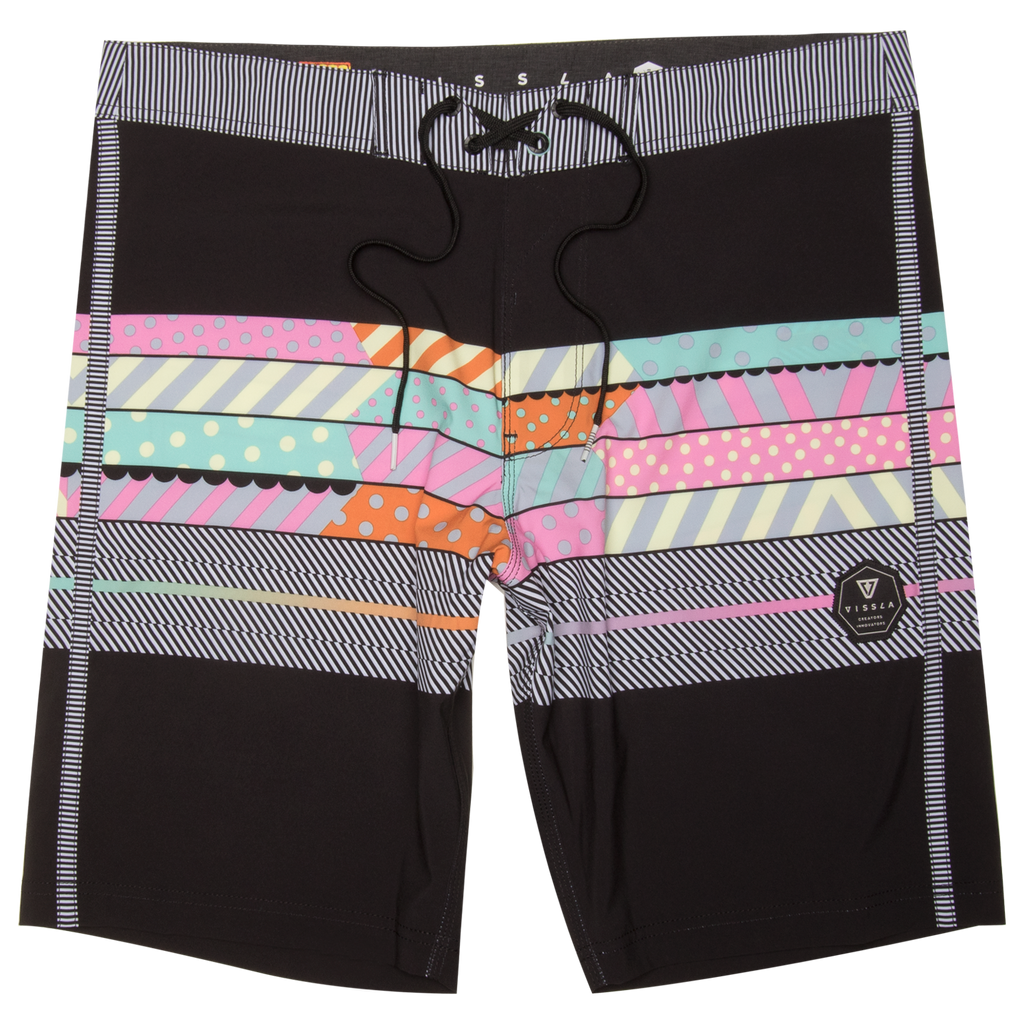 "Vissla - Woodside 20"" Boardshorts - SUB6 LIFE - SURF SCHOOL AND SURF LESSONS PORTRUSH"