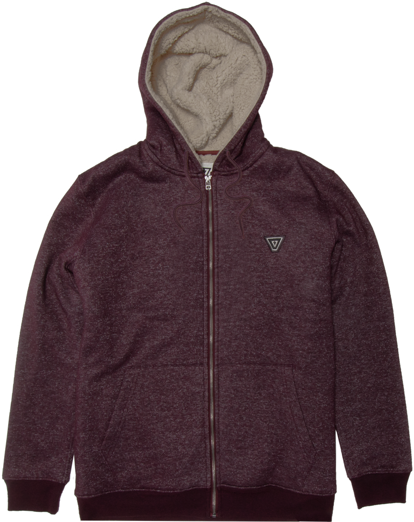Vissla - The Trip Sherpa Zip Hoodie - SUB6 LIFE - SURF SCHOOL AND SURF LESSONS PORTRUSH