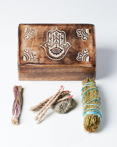 Hamsa Protection Kit