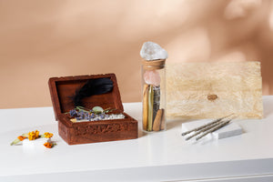 Frankincense & Sage Smoke Cleansing Kit