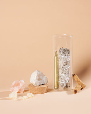 Copal & Sage Smoke Cleansing Kit
